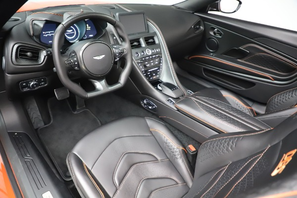 Used 2020 Aston Martin DBS Superleggera Volante for sale $339,800 at Maserati of Greenwich in Greenwich CT 06830 13