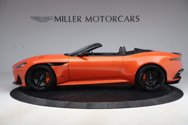 Used 2020 Aston Martin DBS Superleggera Volante for sale $339,800 at Maserati of Greenwich in Greenwich CT 06830 2