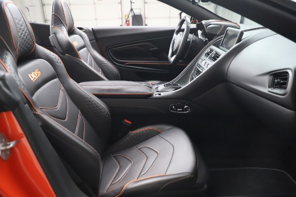 Used 2020 Aston Martin DBS Superleggera for sale $339,900 at Maserati of Greenwich in Greenwich CT 06830 24