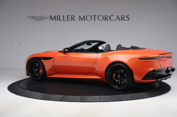 Used 2020 Aston Martin DBS Superleggera Volante for sale $339,800 at Maserati of Greenwich in Greenwich CT 06830 3