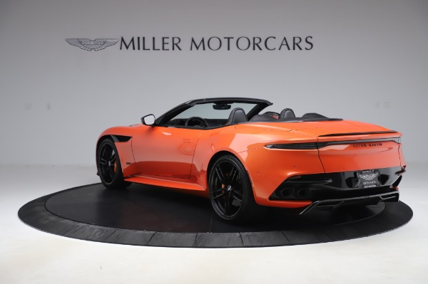 Used 2020 Aston Martin DBS Superleggera Volante for sale $339,800 at Maserati of Greenwich in Greenwich CT 06830 4