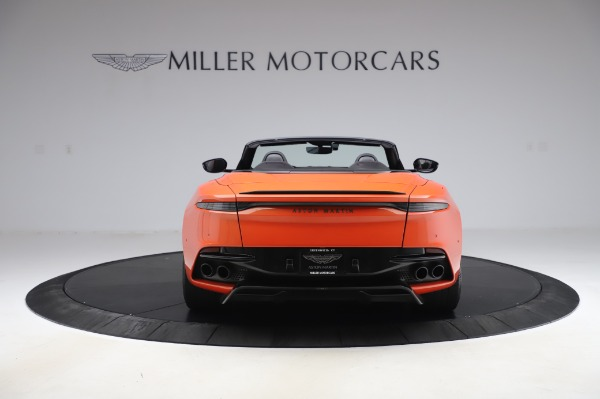 Used 2020 Aston Martin DBS Superleggera Volante for sale $339,800 at Maserati of Greenwich in Greenwich CT 06830 5