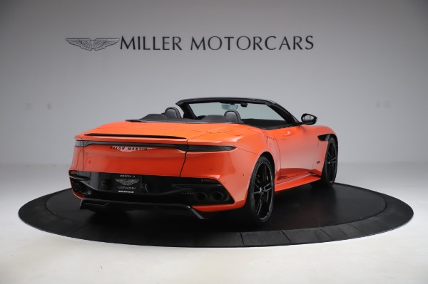 Used 2020 Aston Martin DBS Superleggera Volante for sale $339,800 at Maserati of Greenwich in Greenwich CT 06830 6