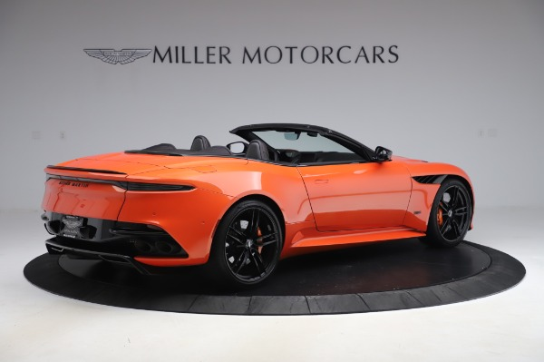 Used 2020 Aston Martin DBS Superleggera Volante for sale $339,800 at Maserati of Greenwich in Greenwich CT 06830 7
