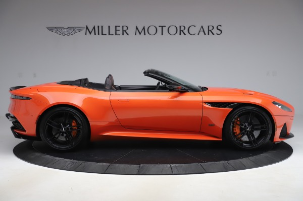 Used 2020 Aston Martin DBS Superleggera Volante for sale $339,800 at Maserati of Greenwich in Greenwich CT 06830 8