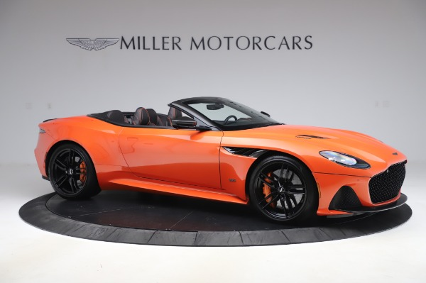Used 2020 Aston Martin DBS Superleggera Volante for sale $339,800 at Maserati of Greenwich in Greenwich CT 06830 9
