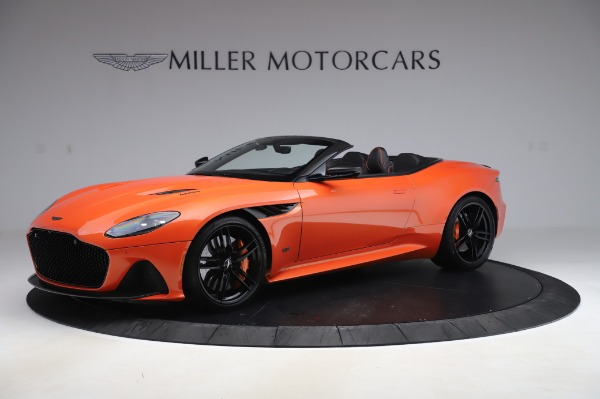Used 2020 Aston Martin DBS Superleggera for sale $339,900 at Maserati of Greenwich in Greenwich CT 06830 1