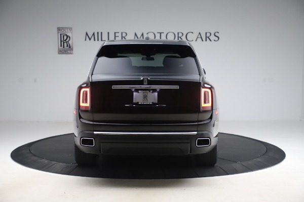 New 2021 Rolls-Royce Cullinan Base for sale $403,700 at Maserati of Greenwich in Greenwich CT 06830 5