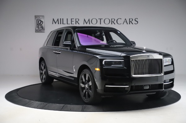New 2021 Rolls-Royce Cullinan for sale $403,700 at Maserati of Greenwich in Greenwich CT 06830 8