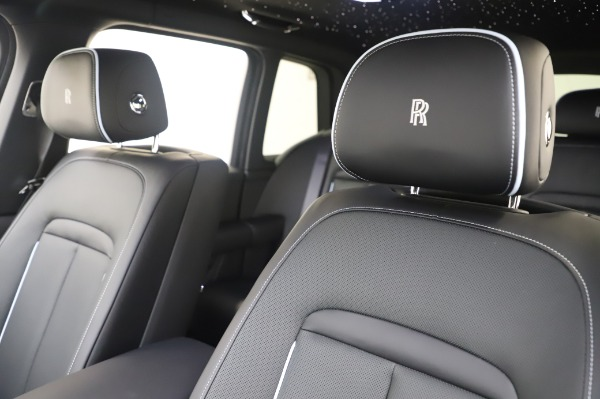 New 2021 Rolls-Royce Cullinan for sale $403,700 at Maserati of Greenwich in Greenwich CT 06830 9