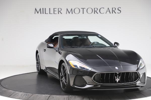 New 2019 Maserati GranTurismo Sport for sale Call for price at Maserati of Greenwich in Greenwich CT 06830 12