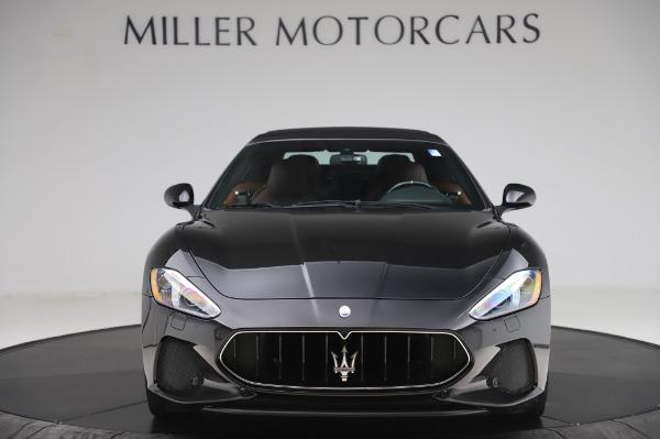 New 2019 Maserati GranTurismo Sport for sale Call for price at Maserati of Greenwich in Greenwich CT 06830 13