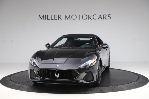 New 2019 Maserati GranTurismo Sport for sale Call for price at Maserati of Greenwich in Greenwich CT 06830 2
