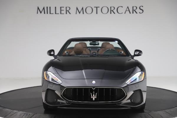 New 2019 Maserati GranTurismo Sport for sale Call for price at Maserati of Greenwich in Greenwich CT 06830 24
