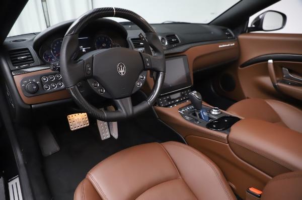 New 2019 Maserati GranTurismo Sport for sale Call for price at Maserati of Greenwich in Greenwich CT 06830 27