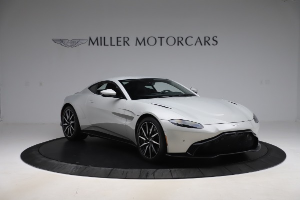 Used 2020 Aston Martin Vantage for sale $149,900 at Maserati of Greenwich in Greenwich CT 06830 10