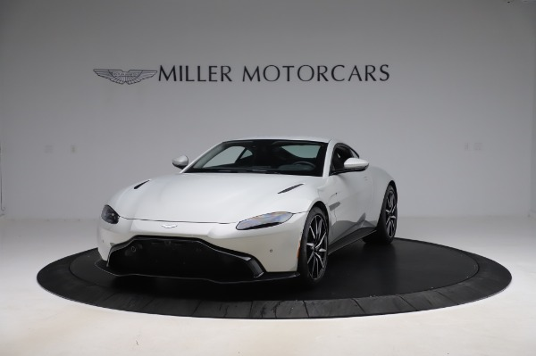 Used 2020 Aston Martin Vantage for sale $149,900 at Maserati of Greenwich in Greenwich CT 06830 12