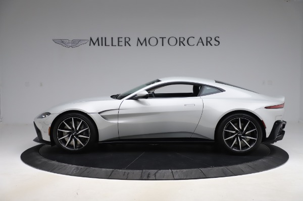 Used 2020 Aston Martin Vantage Coupe for sale $149,800 at Maserati of Greenwich in Greenwich CT 06830 2