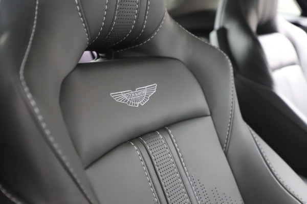 Used 2020 Aston Martin Vantage Coupe for sale $149,800 at Maserati of Greenwich in Greenwich CT 06830 20