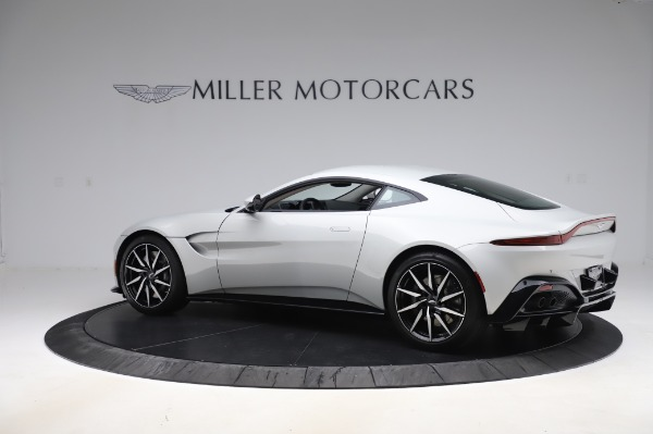 Used 2020 Aston Martin Vantage Coupe for sale $149,800 at Maserati of Greenwich in Greenwich CT 06830 3