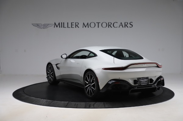 Used 2020 Aston Martin Vantage Coupe for sale $149,800 at Maserati of Greenwich in Greenwich CT 06830 4