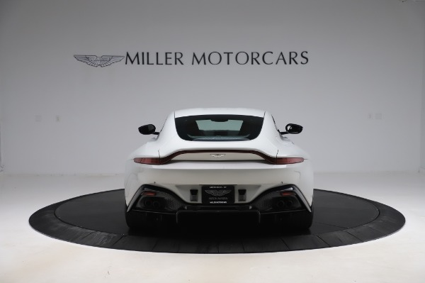 Used 2020 Aston Martin Vantage Coupe for sale $149,800 at Maserati of Greenwich in Greenwich CT 06830 5