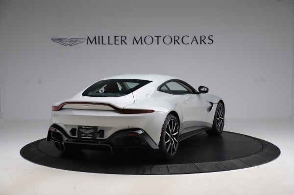 Used 2020 Aston Martin Vantage Coupe for sale $149,800 at Maserati of Greenwich in Greenwich CT 06830 6