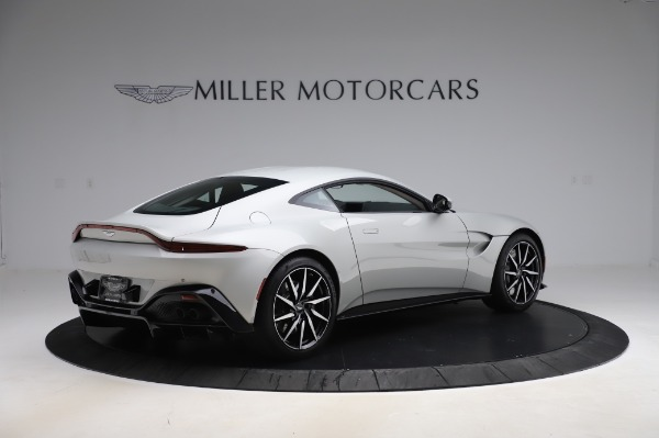 Used 2020 Aston Martin Vantage Coupe for sale $149,800 at Maserati of Greenwich in Greenwich CT 06830 7