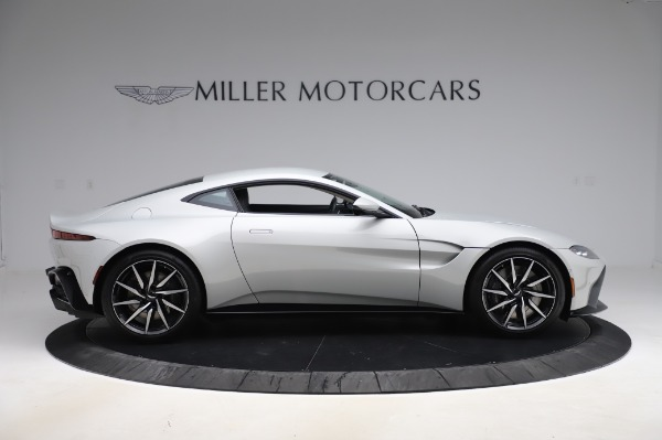 Used 2020 Aston Martin Vantage Coupe for sale $149,800 at Maserati of Greenwich in Greenwich CT 06830 8