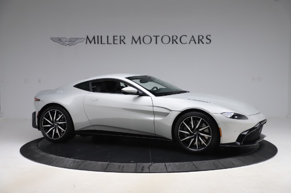 Used 2020 Aston Martin Vantage Coupe for sale $149,800 at Maserati of Greenwich in Greenwich CT 06830 9