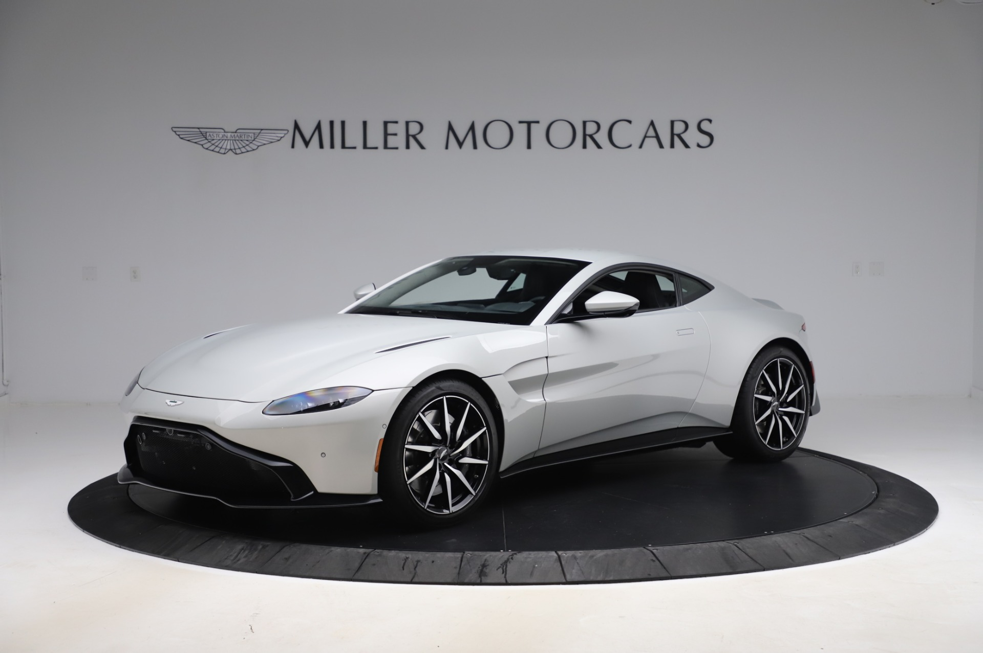 Used 2020 Aston Martin Vantage Coupe for sale $149,800 at Maserati of Greenwich in Greenwich CT 06830 1