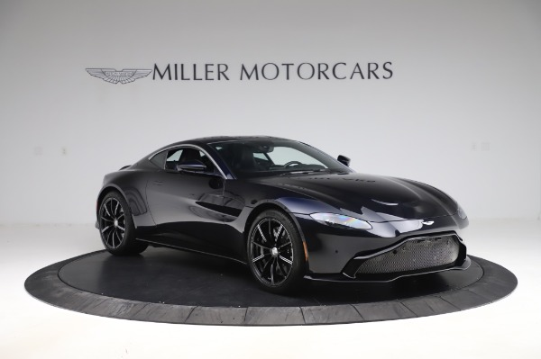 Used 2019 Aston Martin Vantage for sale $127,900 at Maserati of Greenwich in Greenwich CT 06830 10