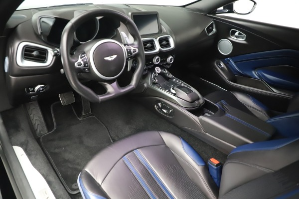 Used 2019 Aston Martin Vantage for sale $129,900 at Maserati of Greenwich in Greenwich CT 06830 13