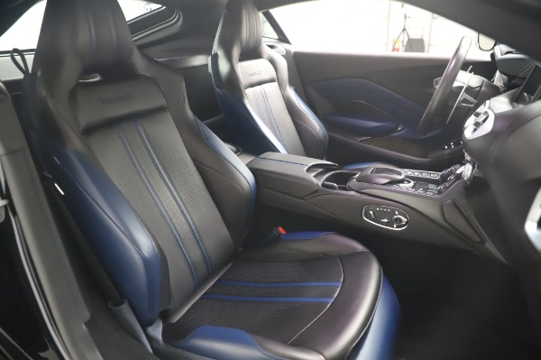Used 2019 Aston Martin Vantage for sale $127,900 at Maserati of Greenwich in Greenwich CT 06830 20