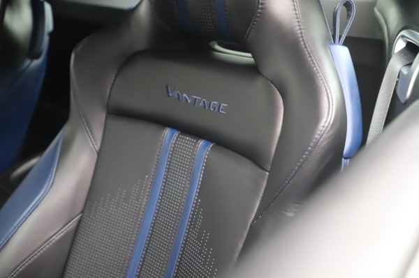 Used 2019 Aston Martin Vantage for sale $127,900 at Maserati of Greenwich in Greenwich CT 06830 21