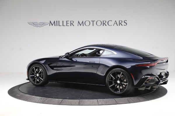 Used 2019 Aston Martin Vantage for sale $127,900 at Maserati of Greenwich in Greenwich CT 06830 3