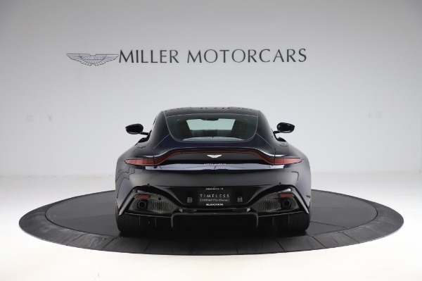 Used 2019 Aston Martin Vantage for sale $127,900 at Maserati of Greenwich in Greenwich CT 06830 5