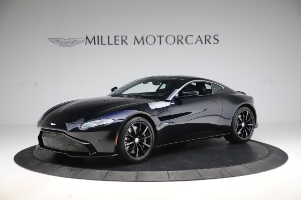 Used 2019 Aston Martin Vantage for sale $127,900 at Maserati of Greenwich in Greenwich CT 06830 1