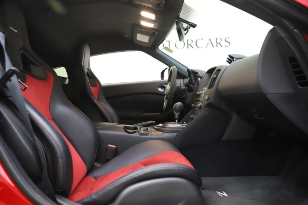 Used 2018 Nissan 370Z NISMO Tech for sale $39,900 at Maserati of Greenwich in Greenwich CT 06830 20