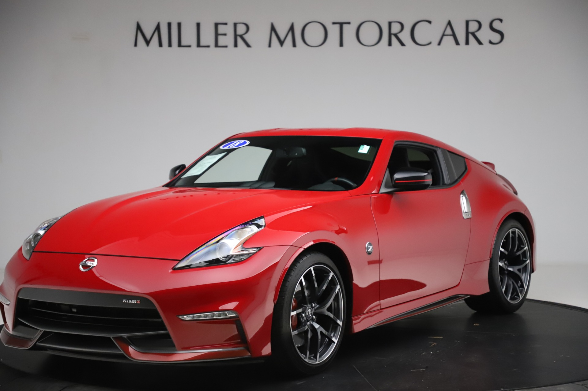 Used 2018 Nissan 370Z NISMO Tech for sale $39,900 at Maserati of Greenwich in Greenwich CT 06830 1