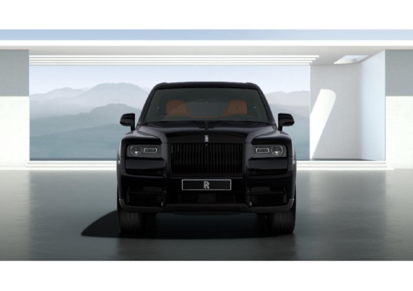 New 2021 Rolls-Royce Cullinan Black Badge for sale $433,225 at Maserati of Greenwich in Greenwich CT 06830 2