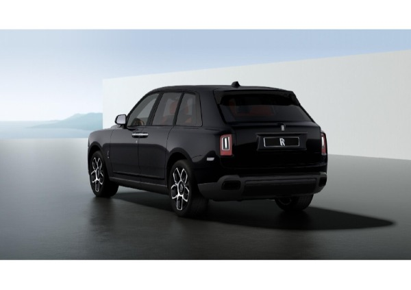 New 2021 Rolls-Royce Cullinan Black Badge for sale $433,225 at Maserati of Greenwich in Greenwich CT 06830 3