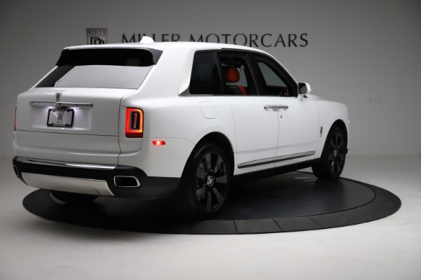 Used 2021 Rolls-Royce Cullinan for sale Call for price at Maserati of Greenwich in Greenwich CT 06830 10