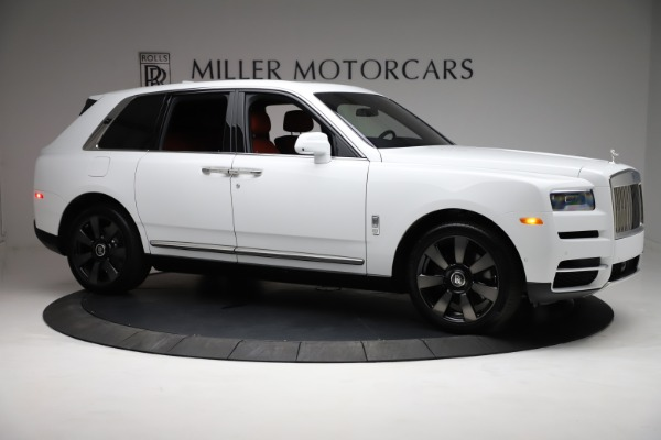 Used 2021 Rolls-Royce Cullinan for sale Call for price at Maserati of Greenwich in Greenwich CT 06830 12