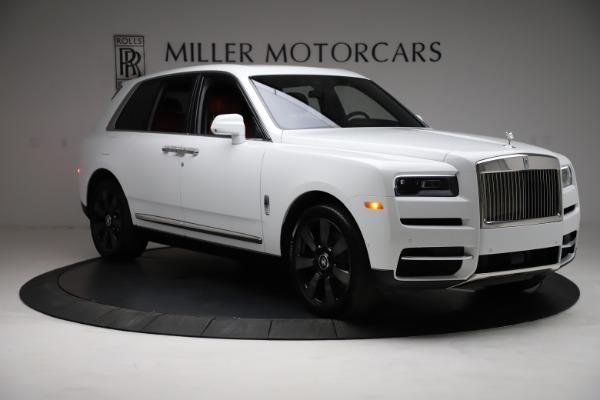 Used 2021 Rolls-Royce Cullinan for sale Call for price at Maserati of Greenwich in Greenwich CT 06830 13