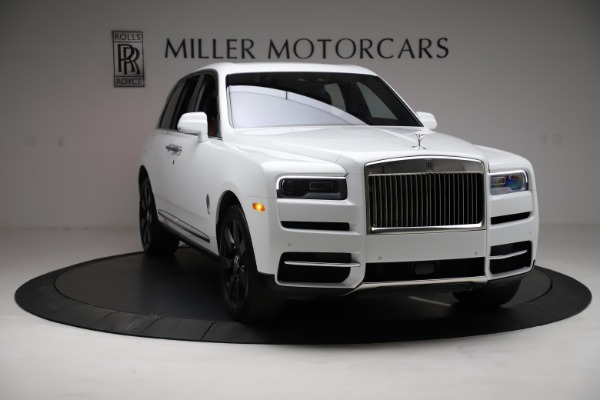 Used 2021 Rolls-Royce Cullinan for sale Call for price at Maserati of Greenwich in Greenwich CT 06830 14