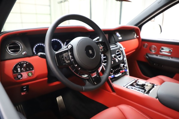 Used 2021 Rolls-Royce Cullinan for sale Call for price at Maserati of Greenwich in Greenwich CT 06830 15