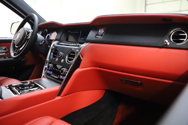 Used 2021 Rolls-Royce Cullinan for sale Call for price at Maserati of Greenwich in Greenwich CT 06830 16