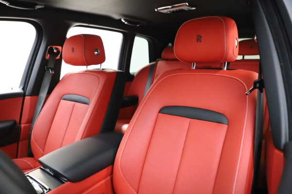 Used 2021 Rolls-Royce Cullinan for sale Call for price at Maserati of Greenwich in Greenwich CT 06830 17