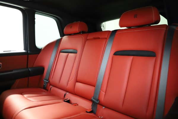Used 2021 Rolls-Royce Cullinan for sale Call for price at Maserati of Greenwich in Greenwich CT 06830 19